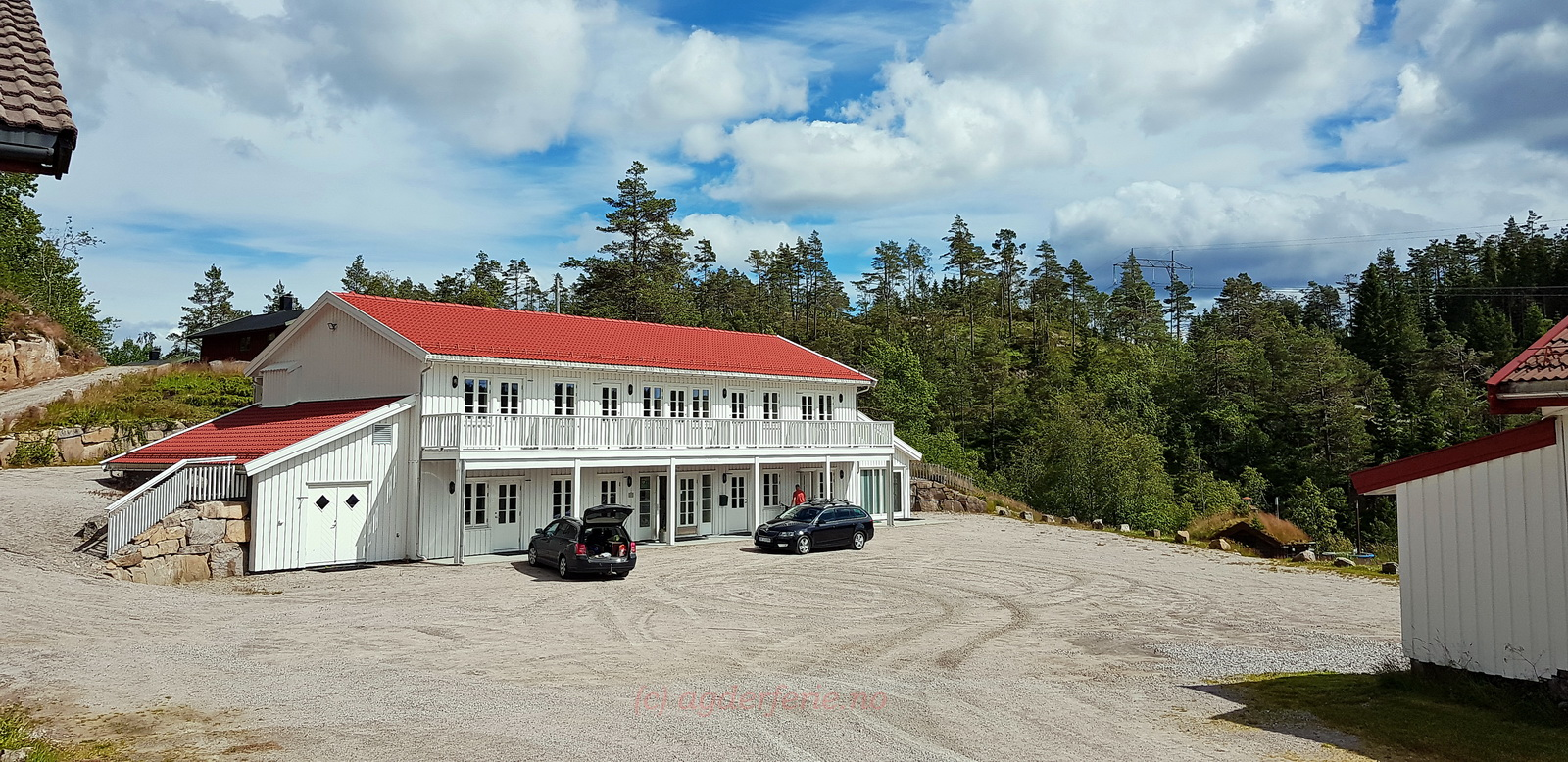 1104 Undeland gård, Kvås i Lyngdal
