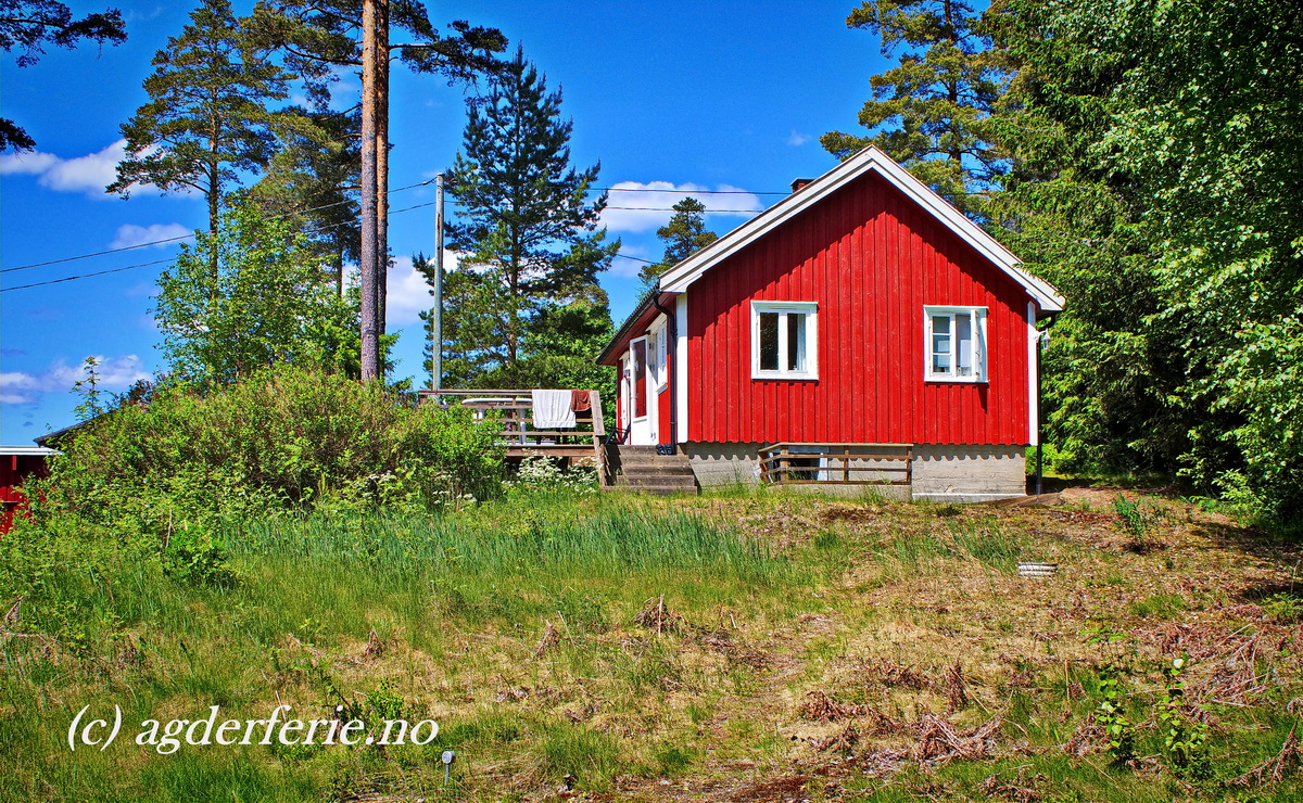 241 Bygland i Setesdalen. inkl. Robåt