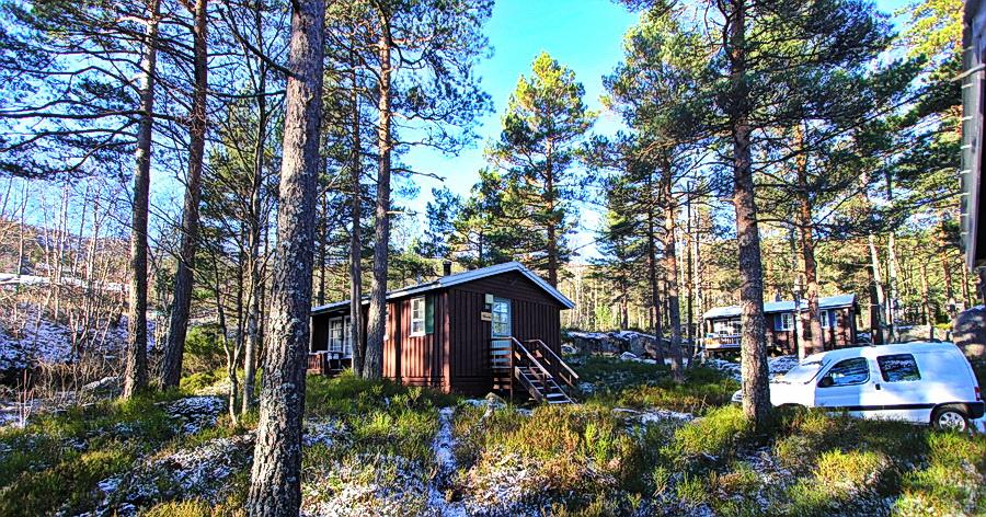 405 Eikerapen feriepark