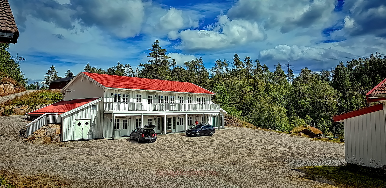 201 Undeland gård, Kvås, Lyngdal